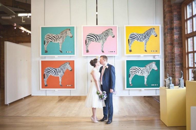 art gallery biscuit factory wedding -11