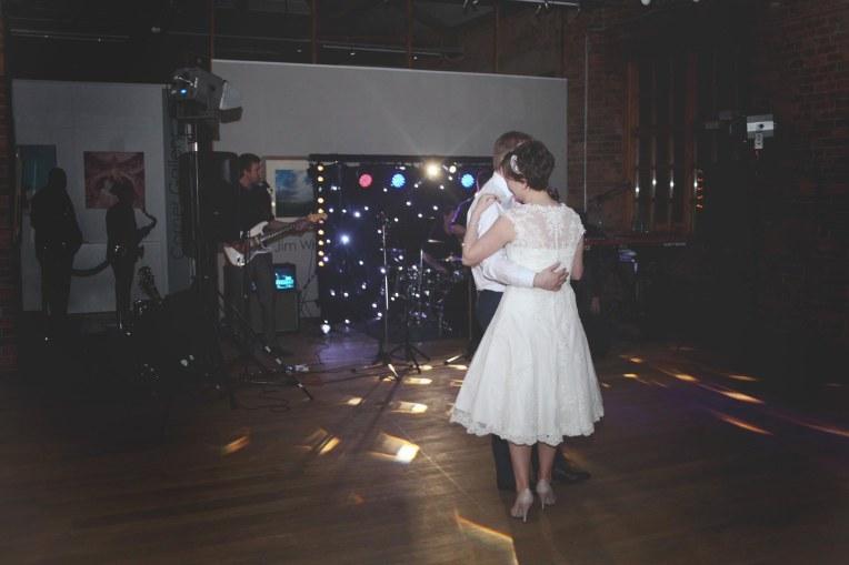 art gallery biscuit factory wedding -14