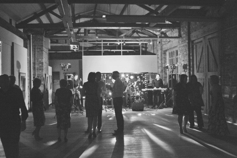 art gallery biscuit factory wedding -16