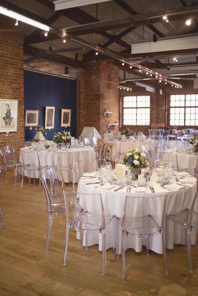 art gallery biscuit factory wedding -5